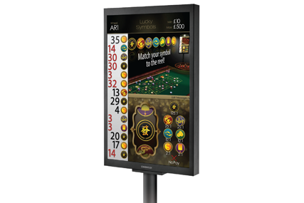 Cammegh Mercury 360 roulette wheel offers exiting new side bet options for roulette