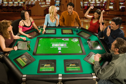 Texas holdem automatic dealer